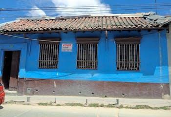 Casa En Venta En Bogota Las Cruces
