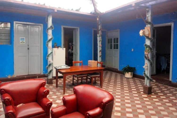 Portada Casa en Bogota Las Cruces - con 9 habitaciones