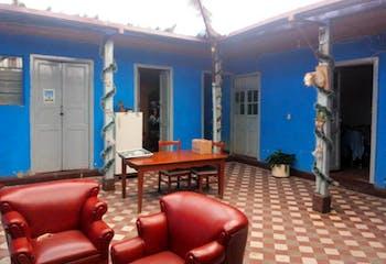 Casa en Bogota Las Cruces - con 9 habitaciones