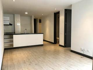 Un cuarto de baño con lavabo y bañera en Edificio Eco De Colorado
