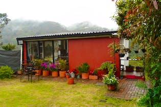 Casa en venta en Vereda El Salitre de 2 alcoba