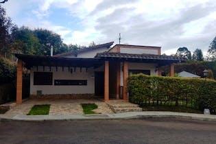 Casa en venta en El Retiro 190m²