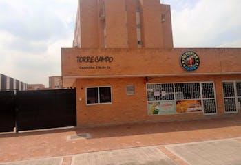 Apartamento En Venta En Funza Funza, Torre Campo