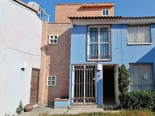 Casa en venta en Unidad Hab Geovillas De Sta Barbara, Estado de México