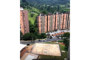 Apartamento en venta en Envigado, 55m² con Balcón...