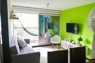 Apartamento en venta en Belén de 2 alcoba