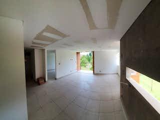 Un cuarto de baño con lavabo y ducha en Apartamento en venta en Fontibón, 41m² con Piscina...