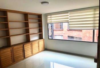 Apartamento en venta en Santa Paula con acceso a Jardín