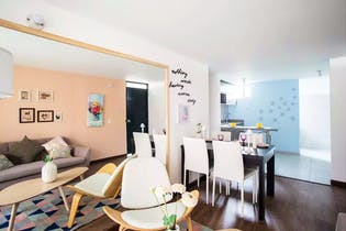 Proyecto de Vivienda, Mirador del Bosque, Apartamentos en venta en Casco Urbano Madrid 61m²