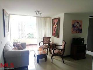 Palmeras, apartamento en venta en Guayabalía, Itagüí