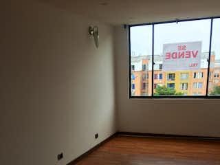 Una vista de un pasillo desde un pasillo en Apartamento en venta en Pinar de Suba, 60mt