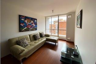 Apartamento en venta en Cedritos de 2 alcobas