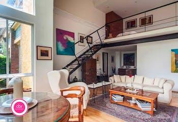 Casa en venta, Col. Roma Norte 125 m² con terraza