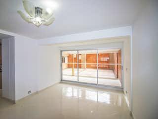 Una vista de una cocina desde el pasillo en 95831 - Venta Apartamento en Estadio, Medellin