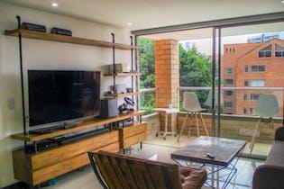 Apartamento en venta en El Poblado, 93m²