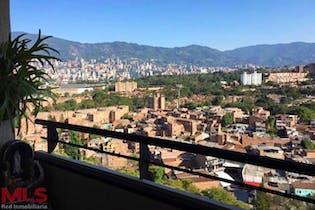 Apartamento en venta en Loma De Los Bernal de 3 alcoba
