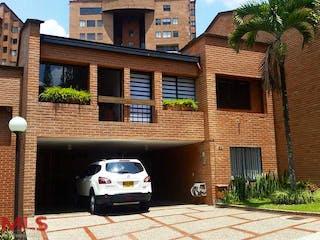 La Toscana, casa en venta en El Campestre, Medellín