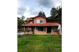 Excelente casa para la venta en Guarne en parcelación cerrada