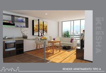 Keisha, Apartamentos en venta en La Granja de 1-3 hab.