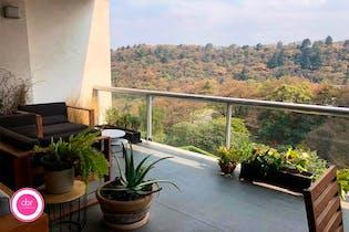 Departamento en venta en San Mateo Tlatenango con terraza