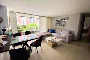 Apartamento en venta en El Poblado de 2 habitaciones