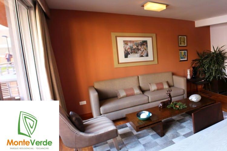 Portada Monte Verde, Apartamentos en venta, Tocancipá 72m² - 90m²