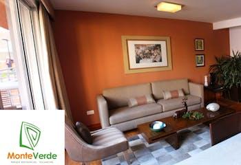 Monte Verde, Apartamentos nuevos en venta en Casco Urbano Tocancipá con 3 habitaciones