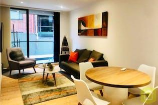 Apartamento en venta en Santa Bárbara de 1 hab. con Gimnasio...