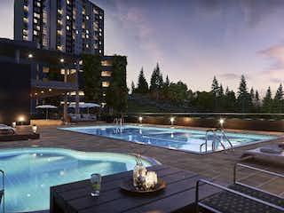 Una vista de un horizonte de la ciudad desde la calle en Apartamento en venta en San Nicolás, 57m² con Zonas húmedas...