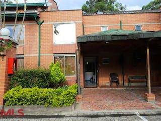 Quintas Del Sol De La Mota, casa en venta en Mota, Medellín
