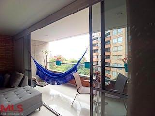 Bosqueadentro, apartamento en venta en El Volador, Medellín
