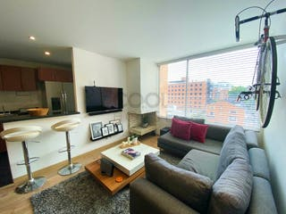Apartamento en venta en San Patricio, Bogotá