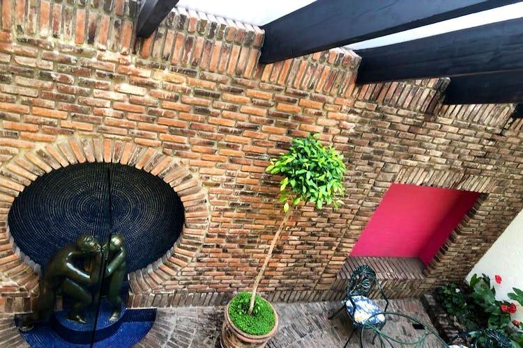 Foto 8 de Casa en venta en Barrio Santa Catarina, Coyoacán