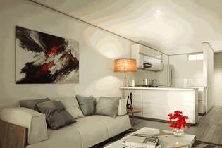 Proyecto de vivienda, Altamonte Springs, Apartamentos en venta en Casco Urbano Chía 91m²