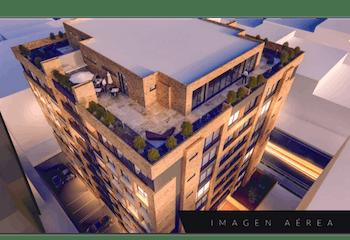 Proyecto Apartamento 58 m² Chicó Norte III