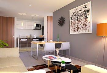 Fontino, Apartamentos nuevos en venta en San José con 2 hab.