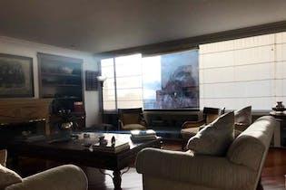 Apartamento en venta en El Refugio Chapinero, 243m²