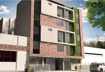 Apartamento en Ed. Arezzo V- Paris cuenta con muy buena distribución y amplias zonas comunes