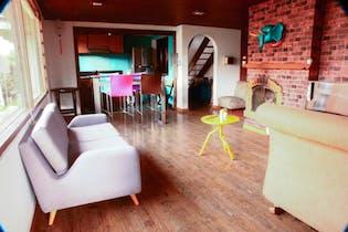 Apartamento en venta en Santa Barbara Occidental Usaquén 100m²