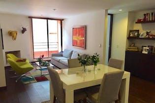 Apartamento en venta en Santa Barbara Central Usaquén, 97m²