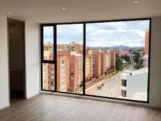 Una vista de una ciudad desde el lado de un edificio en Apartamento en venta en Santa Ana Occidental de 1 hab.