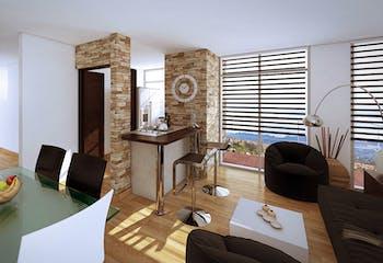 Proyecto nuevo en Quintas de los Andes, Apartamentos nuevos en 7 Trojes con 3 habitaciones