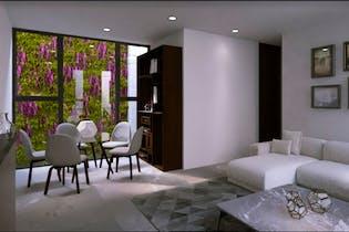 Desarrollo inmobiliario, Realeza División, Departamentos en venta en Ciudad Jardín 75m²