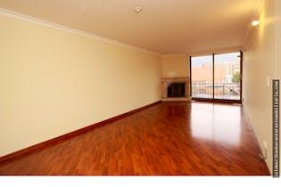 Apartamento en El Contador - sala con chimenea, parqueadero para carro y moto, depósito