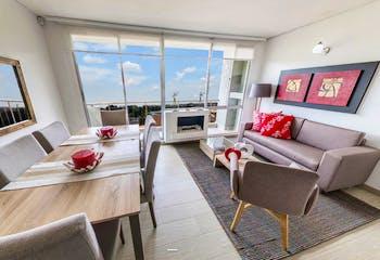 Vivienda nueva, Reserva de Mallorca III, Apartamentos nuevos en venta en Casco Urbano Mosquera con 3 hab.