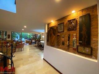Rincón Del Bosque, casa en venta en Loma del Chocho, Envigado