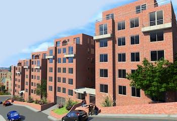 Colinas de Suba, Apartamentos en venta en La Campiña con 85m²