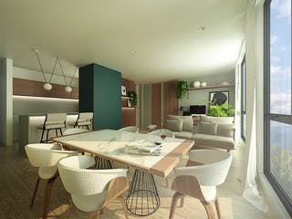 Sahara, proyecto de vivienda nueva en Cedro Golf, Bogotá