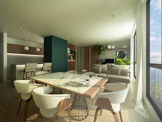 Una sala de estar llena de muebles y una ventana en Sahara