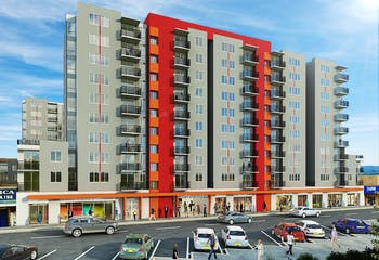 Torre Olaya Plaza, Apartamentos en venta con 60m²